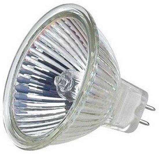 bol.com | Halogeen lamp 12V 50W GU5.3 MR16 2 stuks