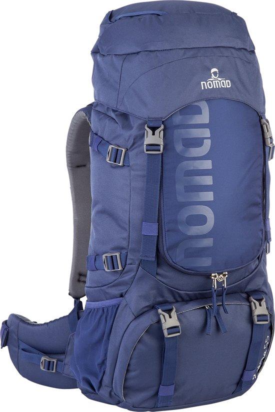 Nomad Batura WF - Backpack - 55L - Cobalt in Hornestreek / Hoarnestreek