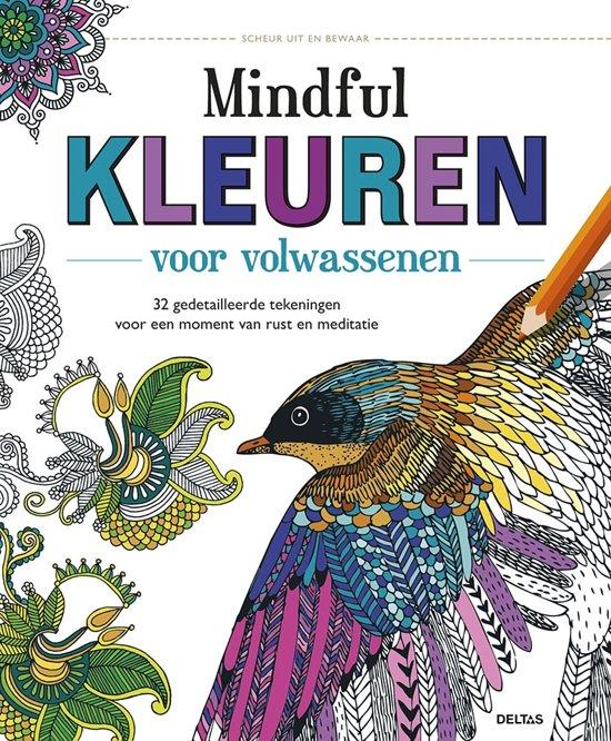 Mindful kleuren voor volwassenen 9789044741858 boeken - Tv standaard huis ter wereld ...