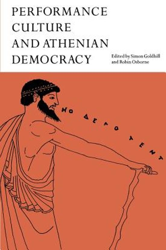 essays on athenian democracy Essays from bookrags provide great ideas for history of athens essays and paper topics like essay view this student essay about history of athens.