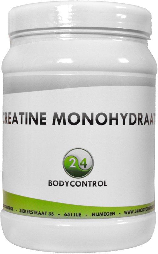 Creatine Monohydraat dihydrotestosteron