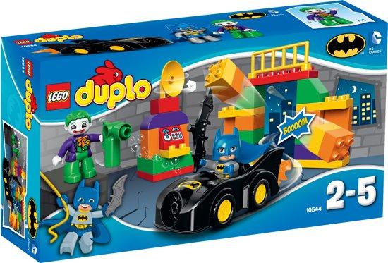 LEGO DUPLO Batman The Joker Uitdaging - 10544 in Onder de Molen