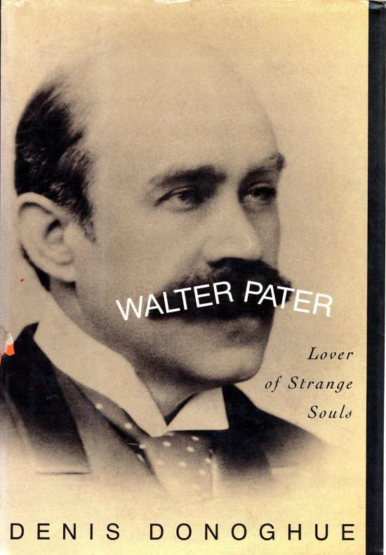 walter pater essays on style Essays toward a tradition: walter pater, gerard manley it is no secret that the aging pater, in his essay style, made explicit the requirements for good and.
