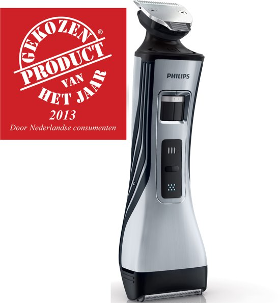 Philips StyleShaver Pro QS6160/32 - Baardtrimmer