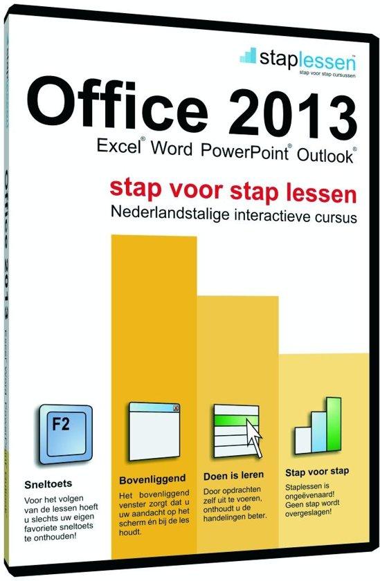ShareART Staplessen Office 2013 - Nederlands