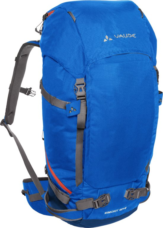 Vaude Simony 30+8 - Backpack - 30 Liter - Blauw in Clermont (Nam.)