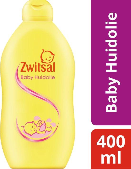Bol Com Zwitsal Babyolie 400 Ml Baby