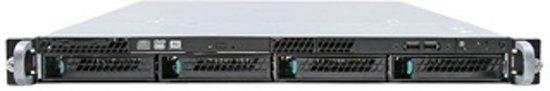 Intel R1304GZ4GC Socket R (LGA 2011) 1U Zwart server barebone
