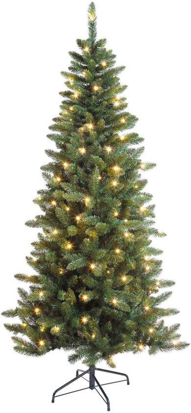 kerstboom nodig vandaag speciale black box trees kerstboom led danfield h185d97 groen. Black Bedroom Furniture Sets. Home Design Ideas