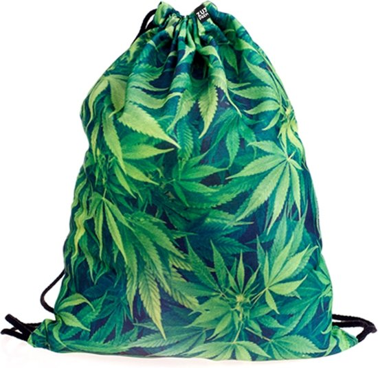 Zymprema Weed - Gymtas - Groen in Mainvault