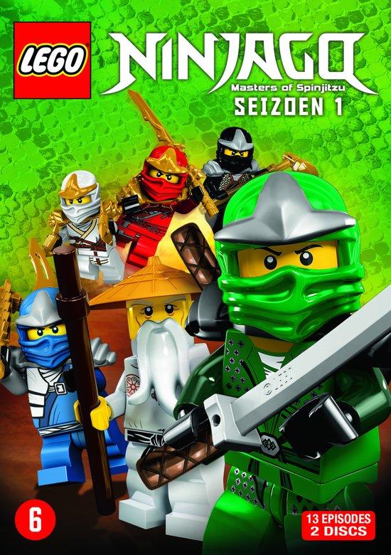 Bol Com Lego Ninjago Masters Of Spinjitzu Seizoen 1 Dvd