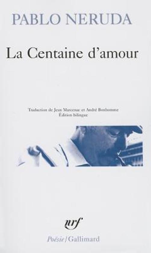 la centaine d amour pablo neruda pdf