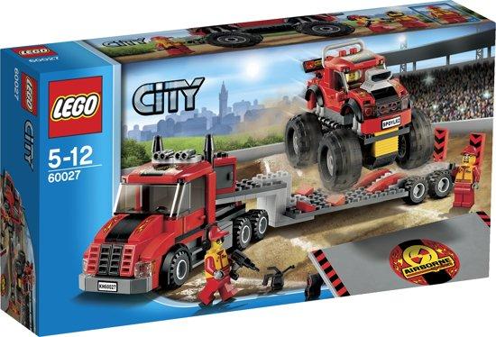 LEGO City Monstertruck Transport - 60027 in Saintes