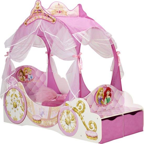 Worldsapart koetsbed Disney Princess - Kinderbed - 85x171cm