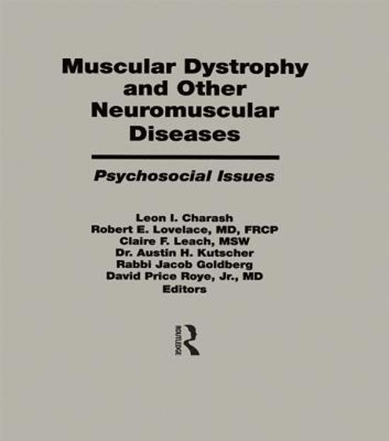 an analysis of the neuromuscular disorder and muscular dystrophy Muscular dystrophy (fsh, duchenne while this program is based within the division of neuromuscular medicine analysis and reporting of controlled clinical.