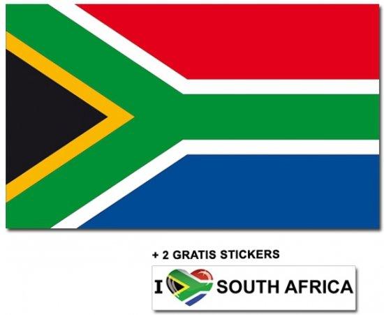 bol zuid afrikaanse vlag met 2 gratis zuid afrika