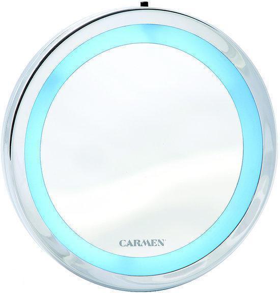 make up spiegel met verlichting op batterijen