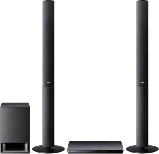 Sony BDV-EF420 - 2.1 Home cinema set