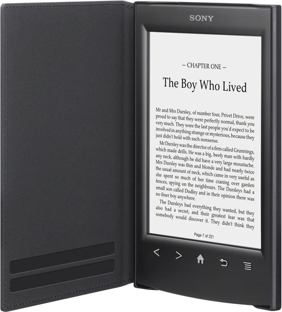 Sony Reader™ Limited Edition (PRS-T2N) - Zwart