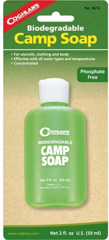 Coghlan's - Kampeerzeep - 60 ml in Laag-Caestert