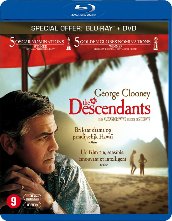 The Descendants (Blu-ray)