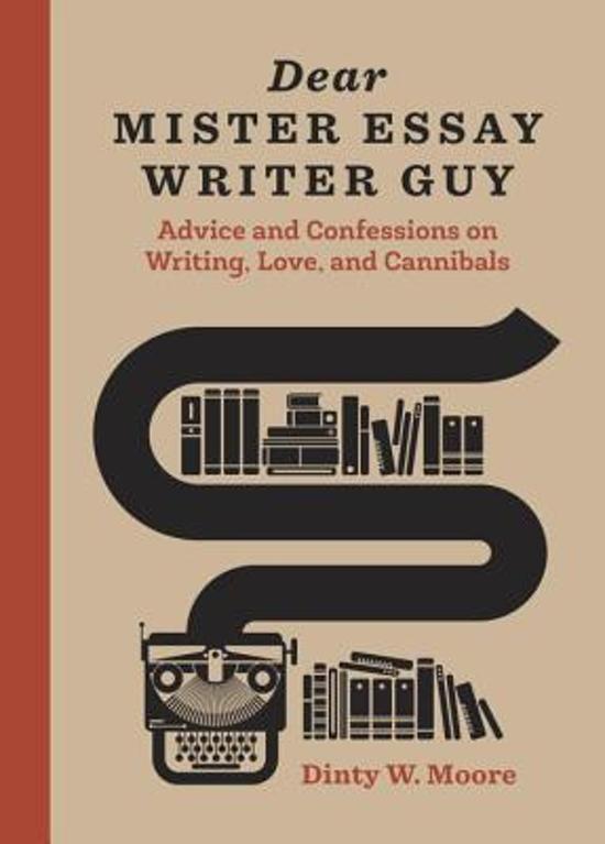 Mister essay writer guy