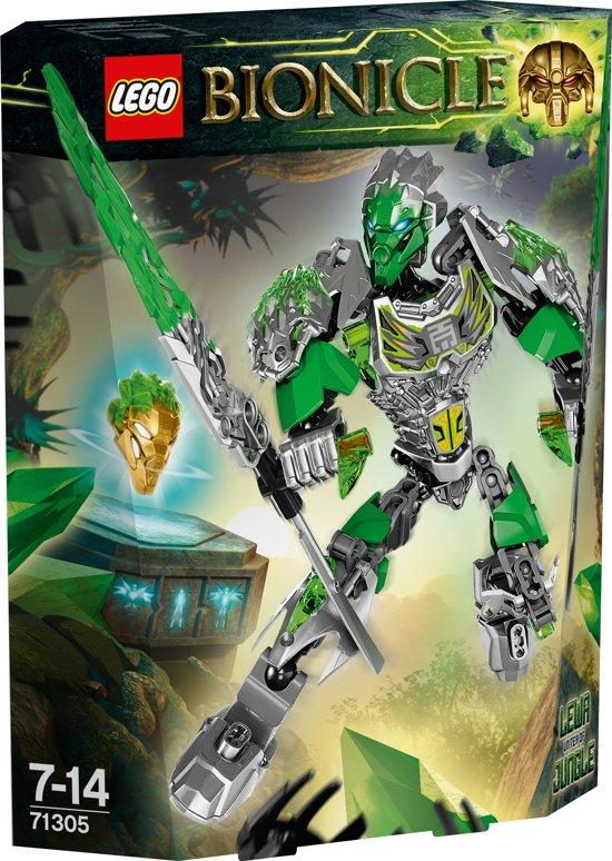 Lego  Bionicle 71305 Lewa Vereniger van de Jungle in Irnsum / Jirnsum