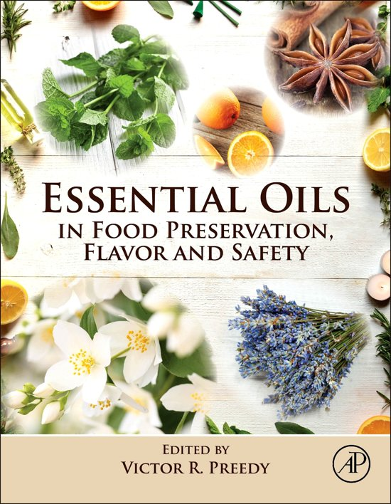 essential oils food preservation hardcover