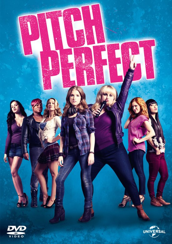Cover van de film 'Pitch Perfect'