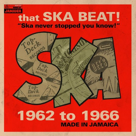 Various - Ska - Down Jamaica Way (Volume 4)