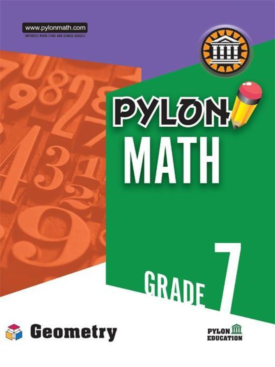 Pylon Math Grade 7 Geometry Ebook Adobe Pdf