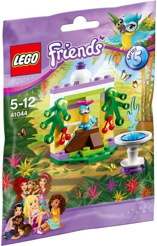 LEGO Friends De Fontein van Papegaai - 41044 in Fosse (Lg.)