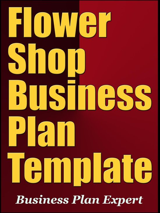 Mini business plan for a florist