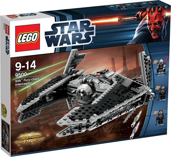 LEGO Star Wars Sith Fury-class Interceptor - 9500