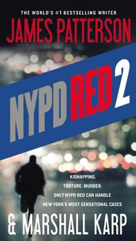bolcom nypd red 2 james patterson amp marshall karp