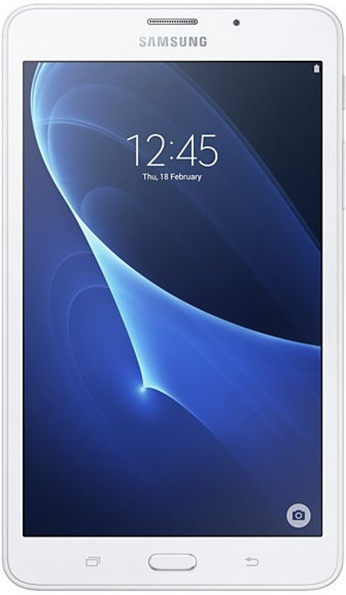 Samsung Galaxy Tab A - 7.0 inch - WiFi - Wit