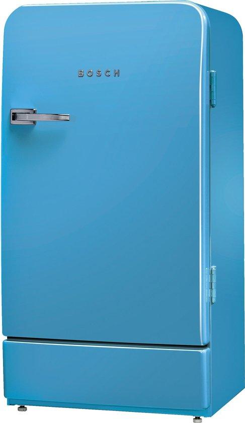 bosch ksl20au30 serie 8 retro koelkast blauw. Black Bedroom Furniture Sets. Home Design Ideas