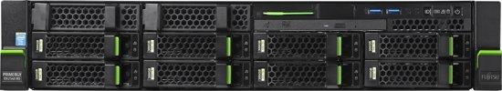 Fujitsu PRIMERGY RX2540 M2 2.1GHz E5-2620V4 800W Rack (2U)