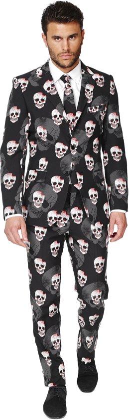 OppoSuits Skulleton - Kostuum - Maat 50 in Terlet