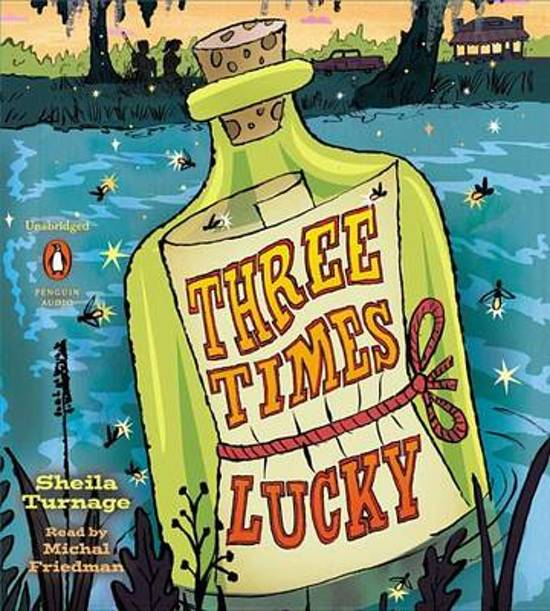 three times lucky book reviews