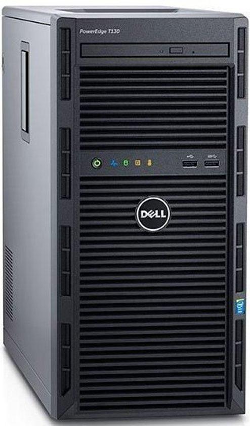 DELL PowerEdge T130 3.5GHz E3-1240V5 290W Mini Toren