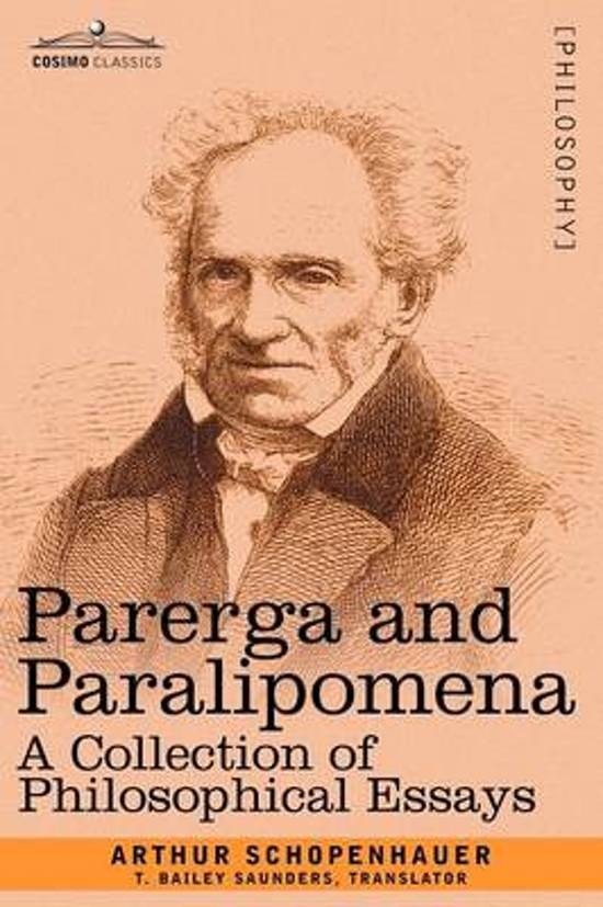 shopenhauer essay 18 essays in e-book formats epub / mobi if you prefer reading on your digital device, the essays of schopenhauer are available in both popular formats: epub for ipad, iphone.