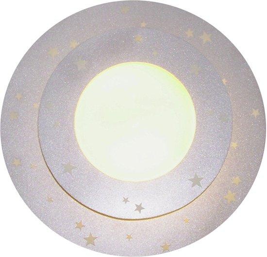 ... com  Funnylight Glow in het dark - Plafonniere - Licht Blauw  Wonen