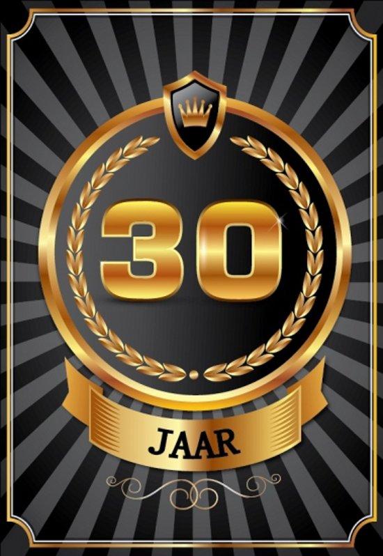 30 jaar deurposter luxe in Dijken / Diken