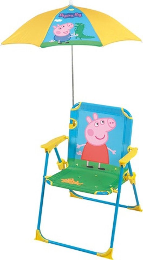 Nickelodeon Stoel Peppa Pig Blauw 53 X 39 X 39 Cm in Wezep