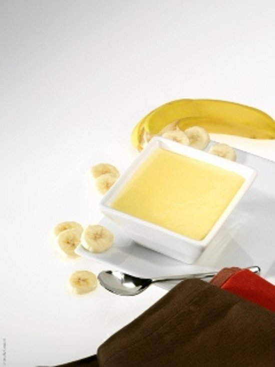 sensueel Een proteine shake voor het ontbijt