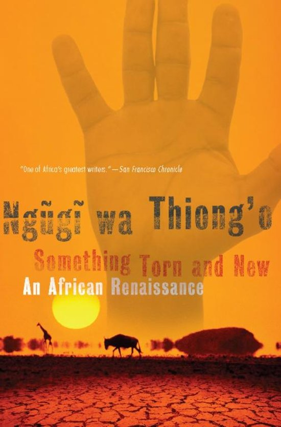 a look at ngugi wa thiongo Nanda dyssou talks to ngũgĩ wa thiong'o about  how is that fight going and how do you feel when you look back at the  on ngugi wa thiong'o's.