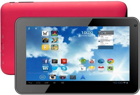 Denver TAD70092 - 8GB - Roze - Tablet
