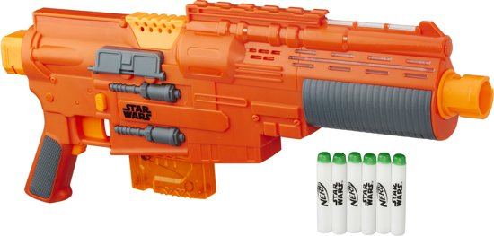 NERF Star Wars: Rogue One Sergeant Jyn Erso - Blaster in Balhofstede