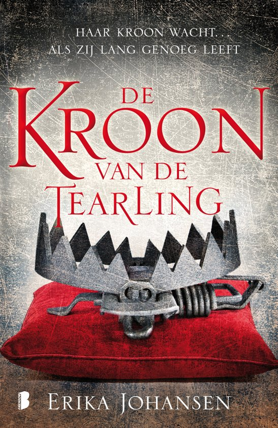 De kroon van de Tearling cover